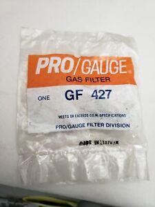 Fuel Filter Pro Gauge GF427 NOS