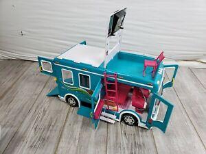 BREYER Classic Horse Cruiser RV Camper Trailer Home Turquoise Blue