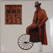 "KOOL MOE DEE: Wild Wild West 12"" Extended Remix SEALED Jive Rap Hip Hop Vinyl"
