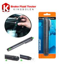 Brake Fluid Liquid Oil Tester Pen 5 LED Indicator Car Testing Tool for DOT4/DOT3