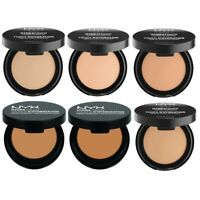 NYX Hydra Touch Powder Foundation Boxed Sealed-Choose your shade Fast Delivery
