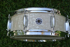 "GRETSCH 14"" CATALINA CLUB VINTAGE MARINE PEARL SNARE DRUM for YOUR SET! #B854"