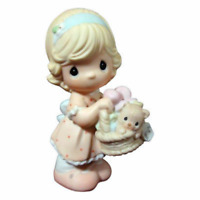 """""""Give With A Grateful Heart"""" Precious Moments Figurine MSRP"""