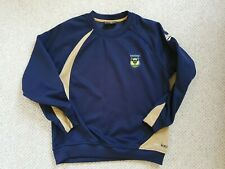 Oxford United  Football training jumper  Club medium Boys Kids  retro vgc