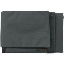 Wisport Linx Cordura Map Cover Tactical Waterproof Document Case Graphite Grey