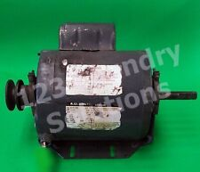 Washer Motor for Speed Queen Continental 115V 1Ph 1/2Hp 9376-259-006 ( Used)