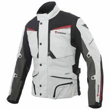 Dainese Sandstorm Gore-Tex Jacket Grey Black Red - All Sizes! - Fast Shipping