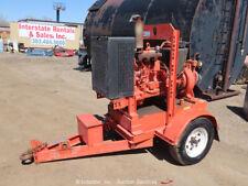"""Godwin Cd150 6"""" Towable Dri-Prime Suction Water Pump Diesel bidadoo -Repair"""