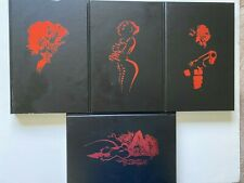 Frank Miller Library Sin City Limited Edition Hardcover Set Vol 1 - 4