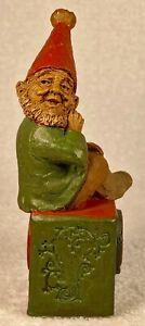 "JOY ""Y""-R 1989~Tom Clark Gnome~Cairn Item #5066~Edition #78~COA & Story Included"