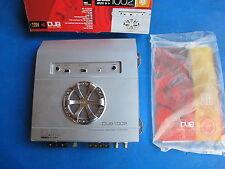 Amplificateur Dub Mog Audio 1x220W Mono et 2x100W Stéréo