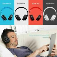 Fold Wireless HeadWear Stereo Sport Headset for Iphone LG