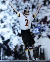 Joe Theismann Autographed 16X20 Photo Washington 83 NFL MVP SB XVII Champs COA