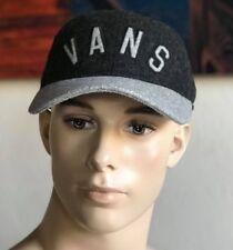 Vans NONSTOP BASEBALL  HAT GRAY OS  $20
