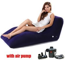 Sex furniture inflatable Sofa chair tantra produced for Kamasutra + pump + gift