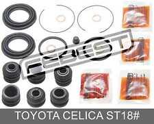 Rear Brake Caliper Repair Kit For Toyota Celica St18# (1989-1993)