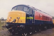 PHOTO  EXPERIMENTAL LOCO NO 97403 EX CLASS 37 ERTMS SIGNALLING EQUIPMENT