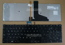 Nuevo Para Toshiba Satellite S75-B S75t-B S75D-B Teclado Español Y Retroiluminado