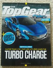 Top Gear Magazine March 2014 No 254 Subscribers edition Turbo Charge McLaren