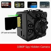 Mini HD 1080 P Spycam Kamera Nachtsicht Video Recorder Cam Erkennung Motion R2V3