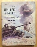 1960 U. S. ARMY BASIC SCHOOL YEARBOOK, ARMY TRAINING CENTER, FORT KNOX, KY