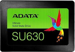 ADATA ULTIMATE SU630 2.5inch 240 GB Serial ATA QLC 3D NAND