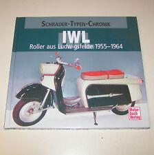 Bildband DDR Motorroller - IWL - Troll / Berlin / Wiesel / Pitty - ab 1955!