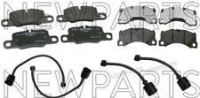 Compatible Avec Porsche Panamera 3.0 D GENUINE OE Textar DISQUE AVANT FREIN PADS SET