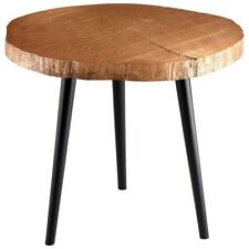 Cyan Design Timber Side Table, Copper - 7712