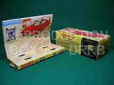 DINKY #108 Sam'S CAR-riproduzione Box da drrb