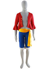 ONE PIECE Cosplay Costume Monkey D. Luffy 4th Any Size