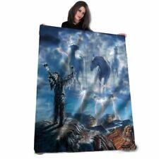 Wild Star Hearts - SUMMONING THE STORM - Fleece / Throw / Tapestry