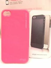 NEW Elago Hot Pink S4 Case Cover for Apple iPhone 4/4S Cell Phone FREE SHIPPING