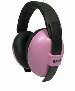 Baby Banz Earmuffs Infant Baby Ear Hearing Protection Soft & Comfortable NEW