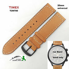 Timex Ersatzarmband T2N700 - IQ-Serie Fly Back Chronograph passt: T2N699 T2N701