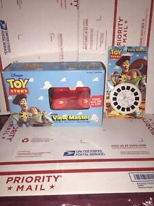 Disney Toy Story Movie 3D View Master w Extra Reels Rare Brand New Tyco 1995