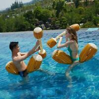 Inflatable Swimming Pool Floats Collision Toys Water For Kids/Adult J5B8