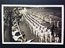 Germany Third Reich Olympic Bowling Parade. 26/7/36 posted to Halstein.