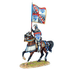 First Legion: MED043 French Standard Bearer - Louis de Vendome