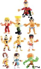 The Loyal Subjects X Street Fighter Mini Figures Case of 16 Wave 1