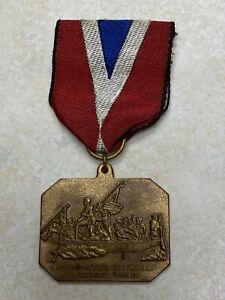 Boy Scout Washington Crossing Trail Medal W/Early Ribbon