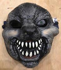 halloween mask werewolf wolfman stage prop fancy dress adult