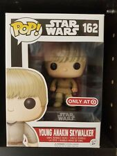 FUNKO STAR WARS TARGET EXCLUSIVE YOUNG ANAKIN SKYWALKER POP VINYL