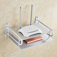 Network TV set-top box Rack wireless router shelves  Bracket Telephone racks New