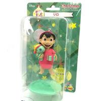 Disney Christmas Xmas Ornament 2020 Lilo & Stitch LILO Mini Figure Anime Movie
