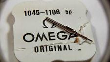 OMEGA Watch Caliber 1045, 1 x Winding Stem, Part No 1045-1106, Lemania 5100 open