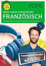 PONS Mein Audio-Sprachkurs Französisch (2016)