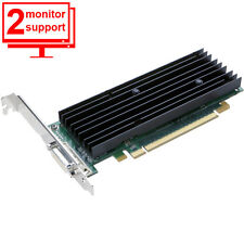 nVidia Quadro NVS 290 Dell TW212 PCI-E x16 256MB Dual Monitor Video Card NVS290
