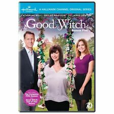 Good Witch Season 5 (DVD, 2 Disc) Brand New Fast Shipping