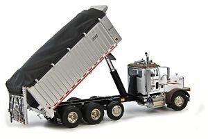 """Peterbilt 357 Dump Truck - """"RICK KUNTZ"""" - 1/50 - Sword #SW2042RKT"""